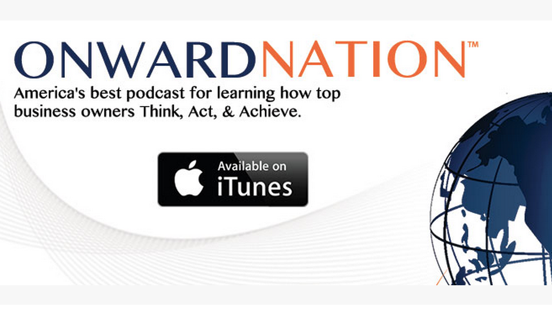 I share my product marketing successes and failures with the Onward Nation podcast