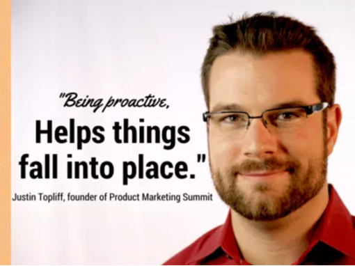 Interview – Kendall Matthews Podcast: What Justin Topliff Can Teach You About Product Marketing Manager Career Success