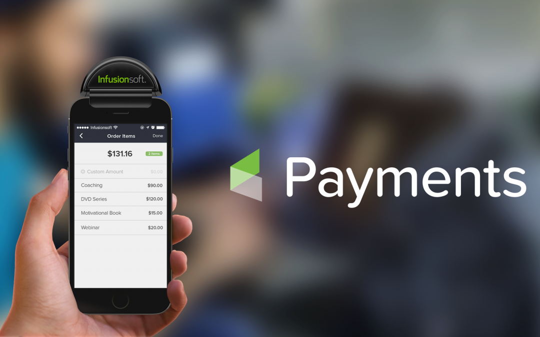 Launch – Infusionsoft Payments