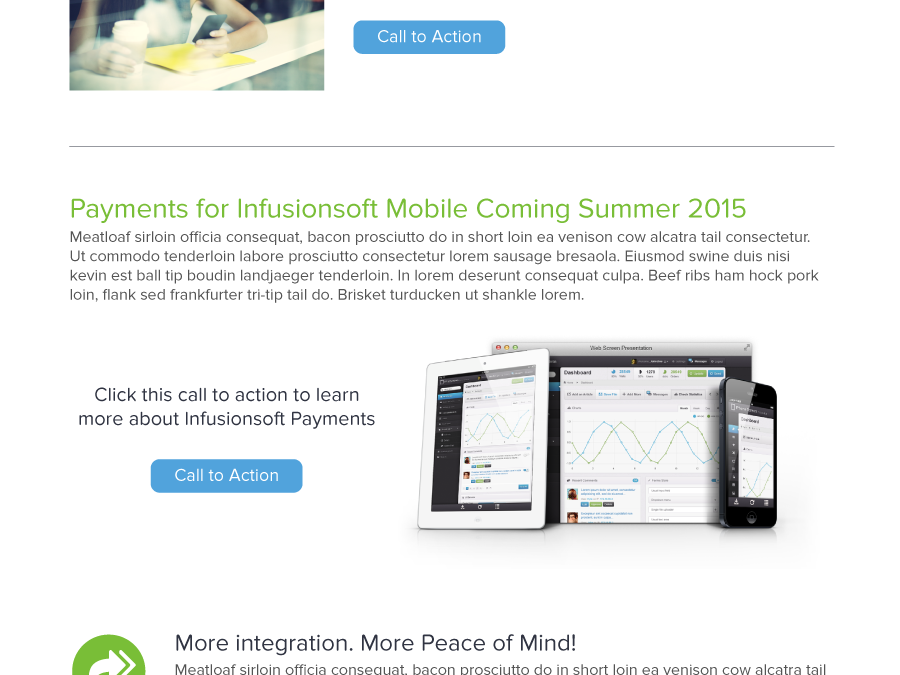 Infusionsoft Payments