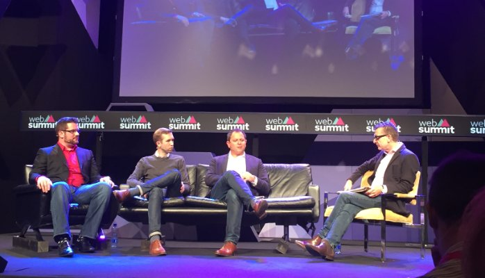 I talk marketing automation at WebSummit 2015