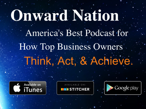 Interview – Onward Nation Podcast: It all boils down to grit, with Justin Topliff