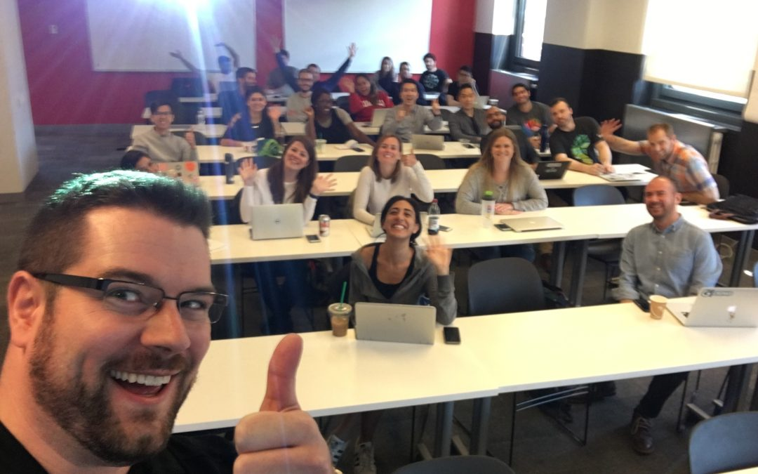 Here's what MBA students at Cornell Tech wanted to learn about product marketing