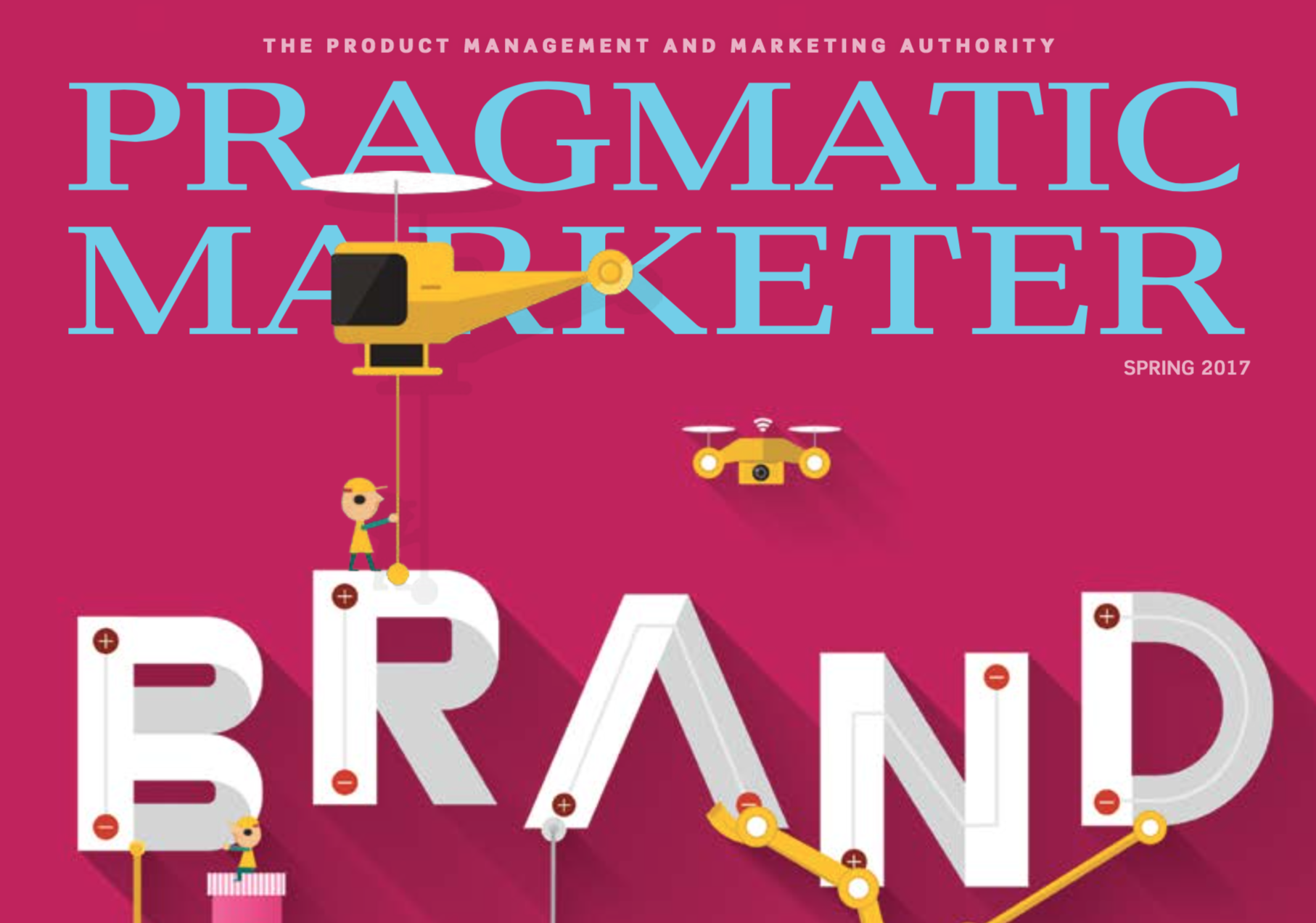 marketing branding magazine