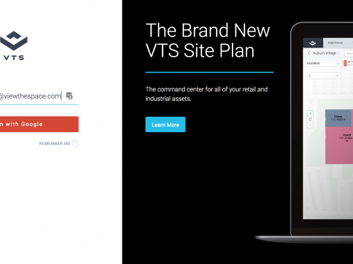 VTS Login Page – Site Plan Promotion