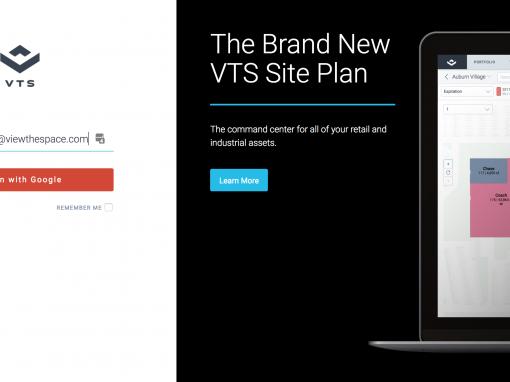 VTS Login Page – Site Plan Promotion