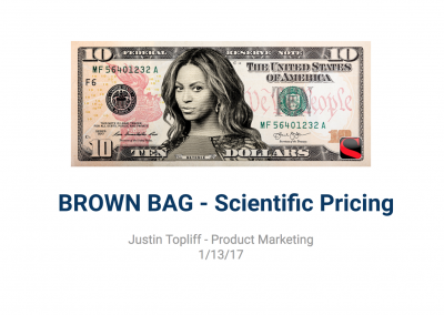 VTS Pricing & Packaging Overhaul