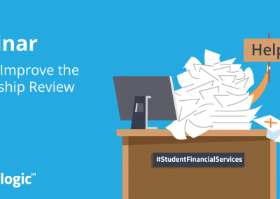 Webinar – How to Improve the Scholarship Review Process (ScholarshipUniverse)